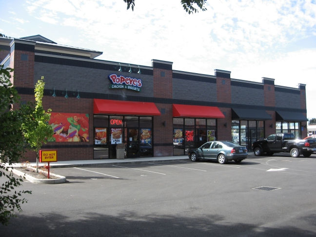 Salem Tent & Awning - Commercial Awnings